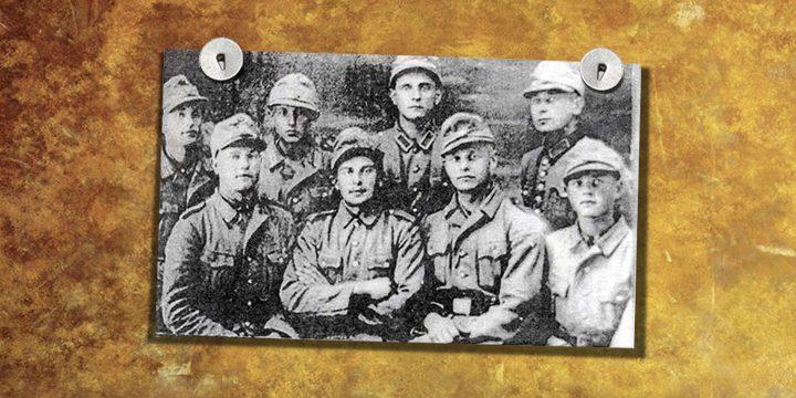 Жемайтийская дружина, 1944 г.