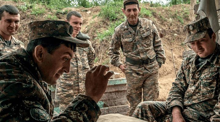 Карабахский тупик. Армения и Азербайджан готовятся к худшему.