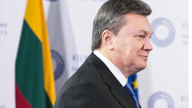 Литва. Вильнюс. 29 ноября. Президент Украины Виктор Янукович во время саммита «Восточного партнерства» / Фото: supercoolpics.com