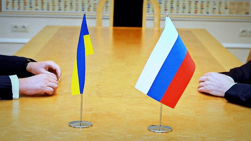 Войны между Украиной и Россией нет, дипломатические отношения не разорваны