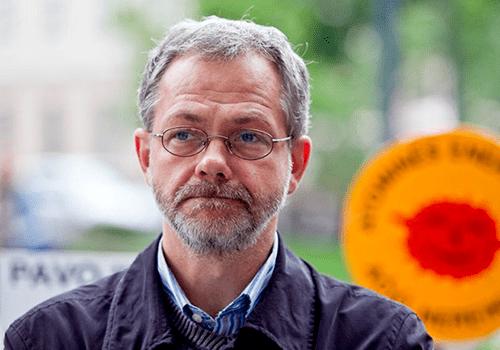 Бывший советник президента Литвы Линас Бальсис