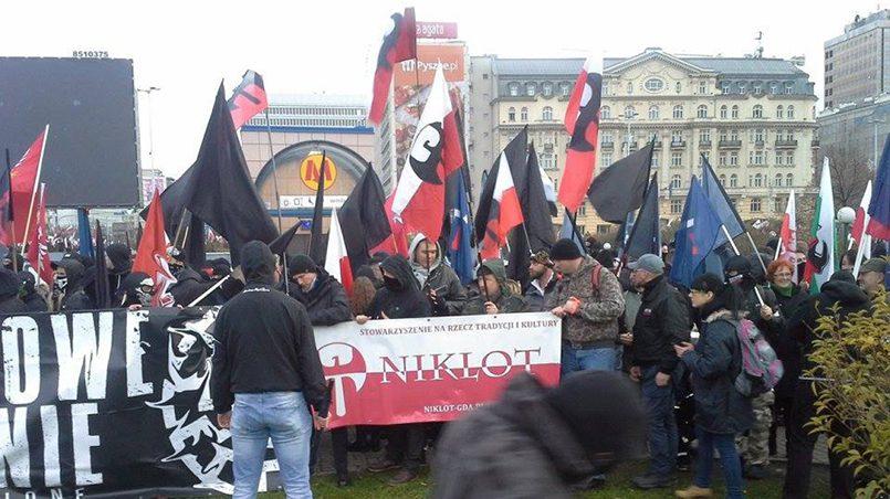Польская националистическая организация «Никлот»