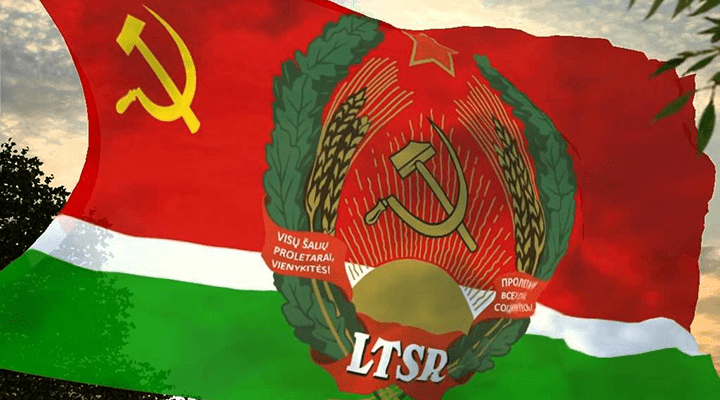 Литовская СССР