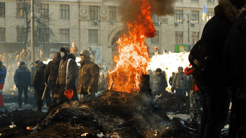 Евромайдан в Киеве, 24 января 2014 года