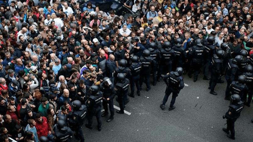 Референдум о независимости Каталонии, 2017