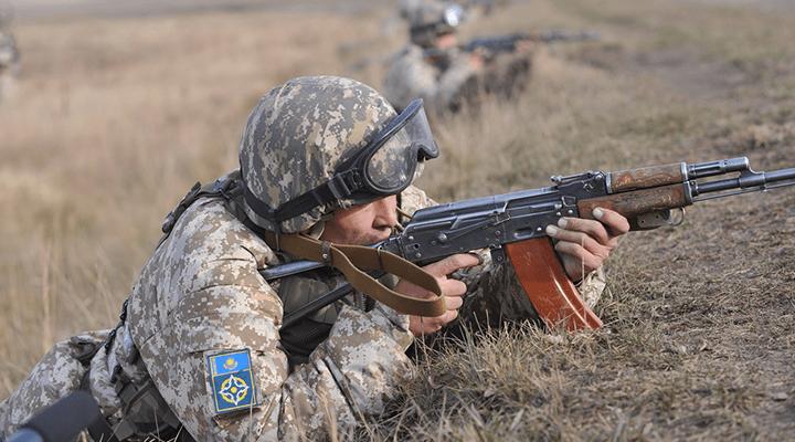 Основной задачей КСОР является отработка возможных сценариев вторжения экстремистов с территории Афганистана в государства Центральной Азии.