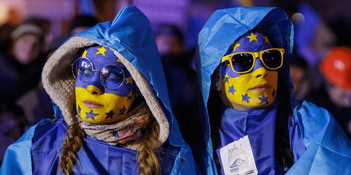 Минувший год обернулся для Украины крушением всех её европейских надежд