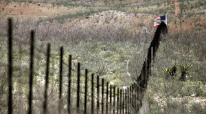 Mexico and the United States Border