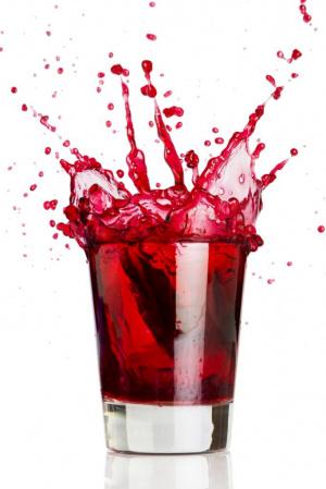 рюмка крови