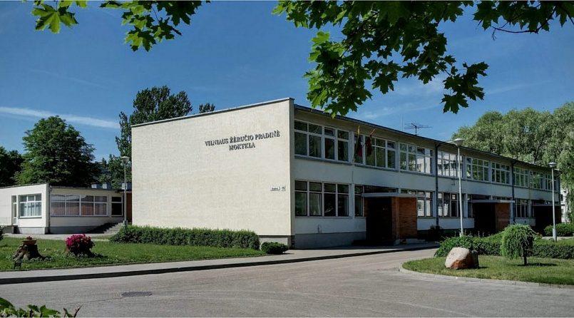 Начальная школа. Фото: Artūras Spindulys