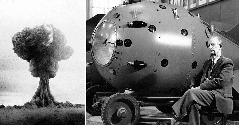Первая советская атомная бомба РДС-1 / Фото: m.gazeta.ru