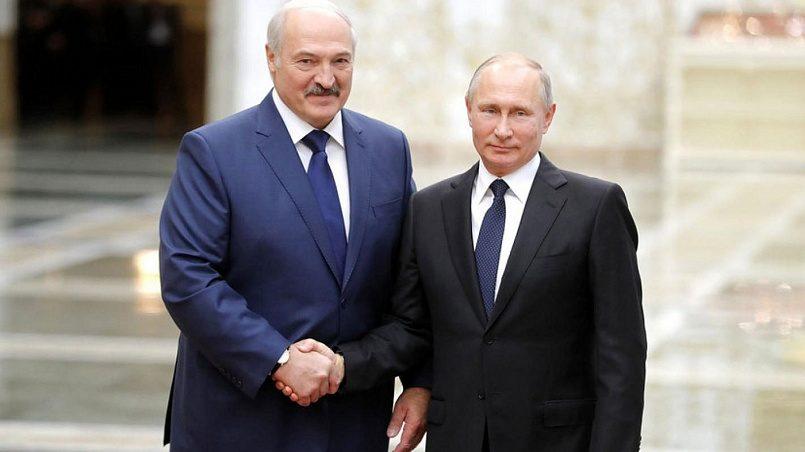 Владимир Путин и Александр Лукашенко / Фото: РИА Новости