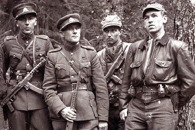 """От рук «лесных братьев» в Литве погибло более 25 000 человек, 90% из них — литовцы / Фото: «""""КП"""" — в Северной Европе»"""