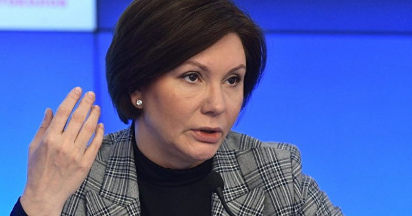 Журналист и политик Елена Бондаренко, 46 лет / Фото: politeka.net