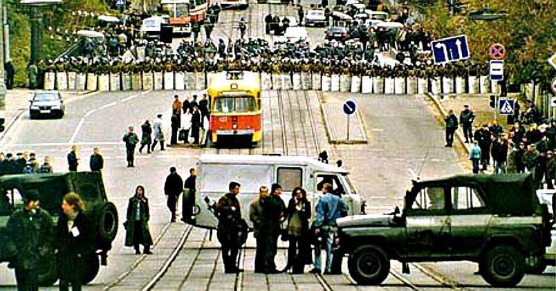 Марш Свободы – 1999 / Фото: belsat.eu