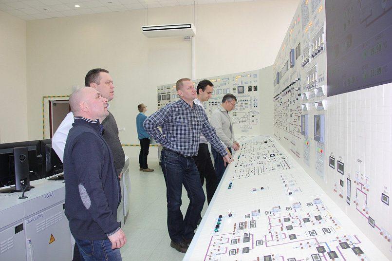 Учебно-тренировочный центр Белорусской АЭС / Фото: Министерство энергетики Республики Беларусь