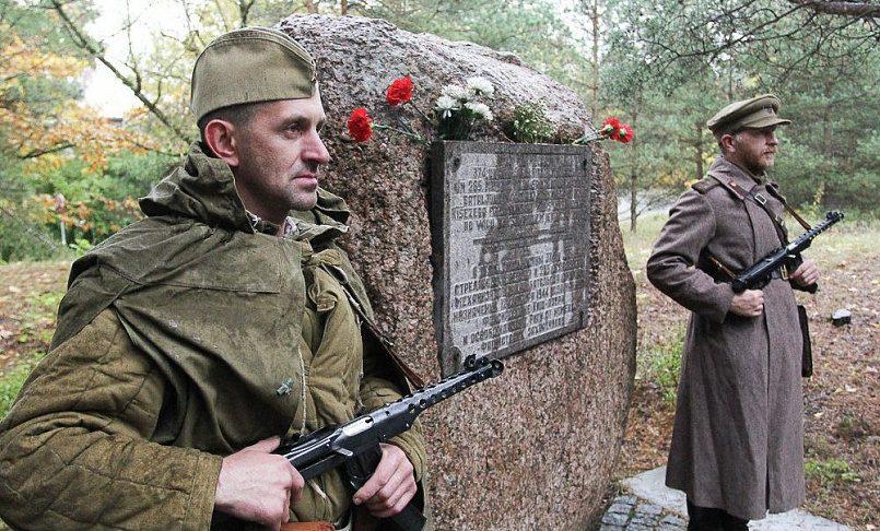 73-я годовщина освобождения Риги от немецко-фашистских захватчиков, 2017 год / Фото: baltnews.lv
