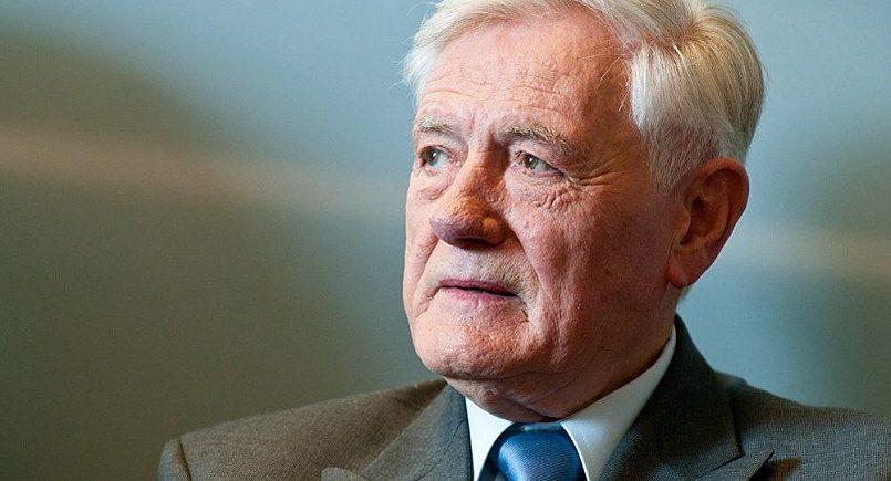 Экс-президент Литвы Валдас Адамкус (2004–2009) / Фото: Sputnik Литва