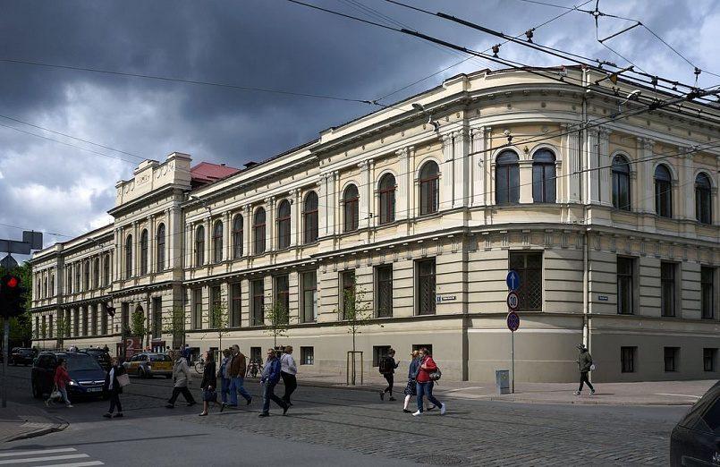 Здание Александровской гимназии сейчас / Фото: andi-proc.livejournal.com