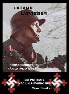 Перконкрустс. Латвию латышам