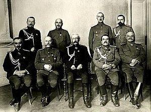 Командование Северного фронта, конец 1916 года