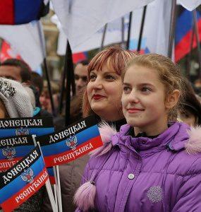 Диссертации литовских политиков подрывают основы постсоветской  Как живет Донецк общественно политические движения и организации