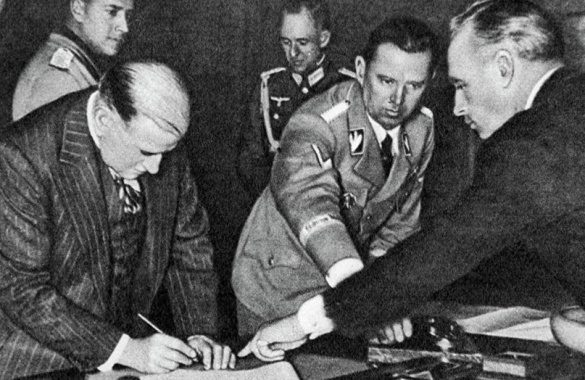 Scared of Hitler. Why the West Turned Down an Alliance with Moscow